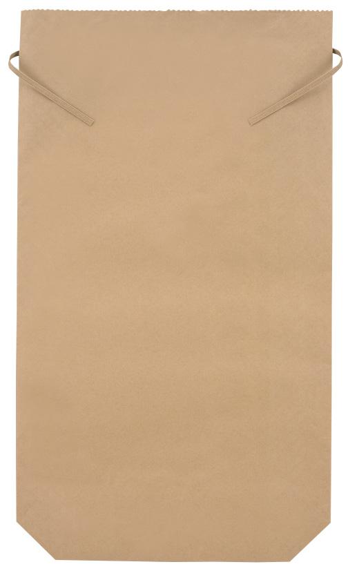 米袋 331007 Bタイプ 無地 10kg 330×80×525 250枚