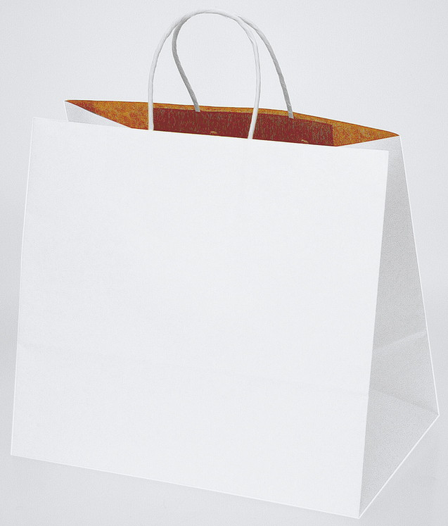手付 手提げ袋 ショッピングバッグ 343499 HW-35S RS 350×220×320 200枚