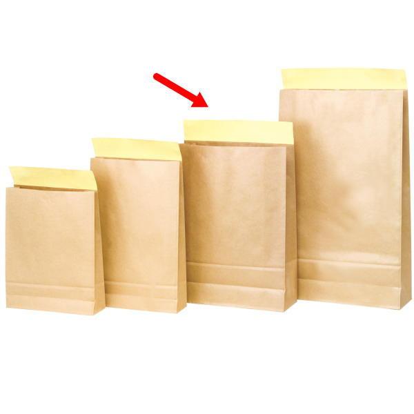 宅配袋 366110 WP未晒宅配袋(大) 320×115×430+60 300枚