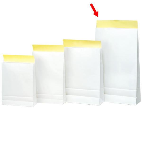 宅配袋 366200 WP晒宅配袋(特大-L) 350×115×570+60 200枚