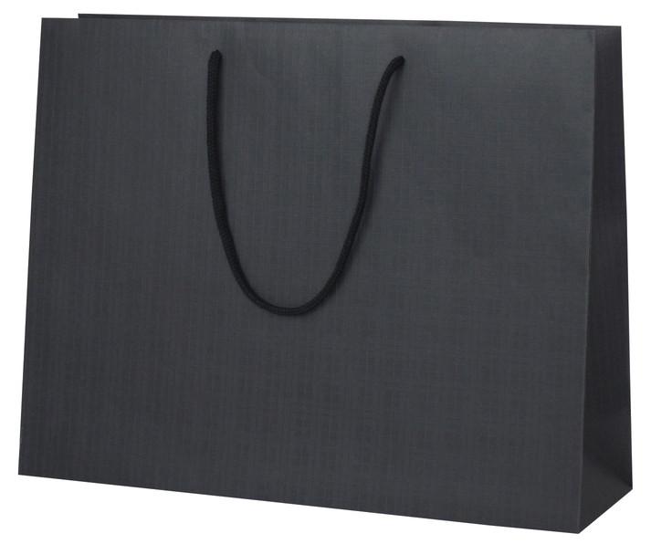 高級感のある 手提げ袋 ショッピングバッグ 383737 BKクラフト BK-450 450×130×350 50枚