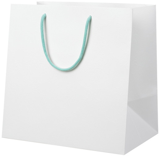 高級感のある 手提げ袋 ショッピングバッグ 383969 ジョイ・ホワイト JW-350 350×230×350 50枚