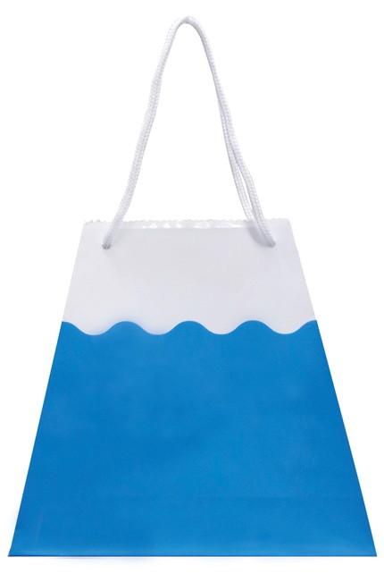 包装袋 富士山 383981 富士山 1色 270(上150)×85×245 100枚