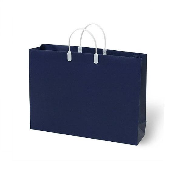 紙袋 無地ブラウン スノー紙 MNV4231 420×110×310mm 35枚