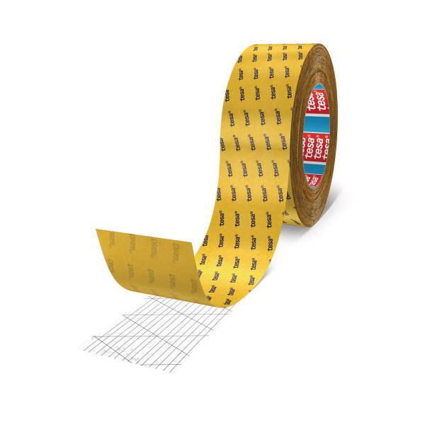 テサテープ スクリム両面テープ 66022 30mm幅×15m 18巻