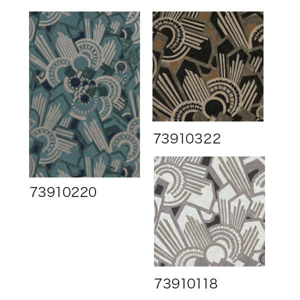 テシード 輸入壁紙 カサマンス (フランス) 52cm×10m