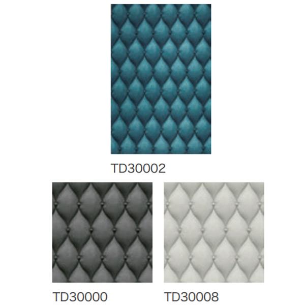 テシード 輸入壁紙 UTOPIA5 ウォールクエスト(アメリカ) 68.5cm×8.2m TD3000
