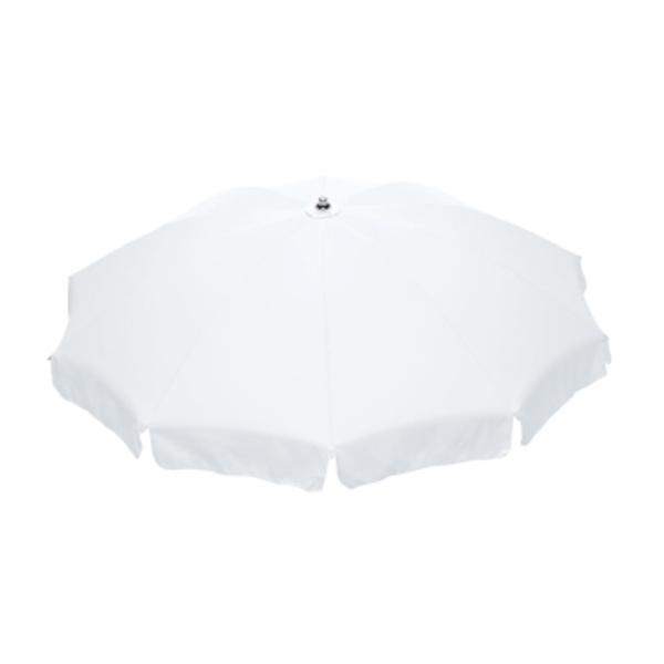 テラモト ガーデンパラソル NSP-10 MZ-596-001-8 ホワイト
