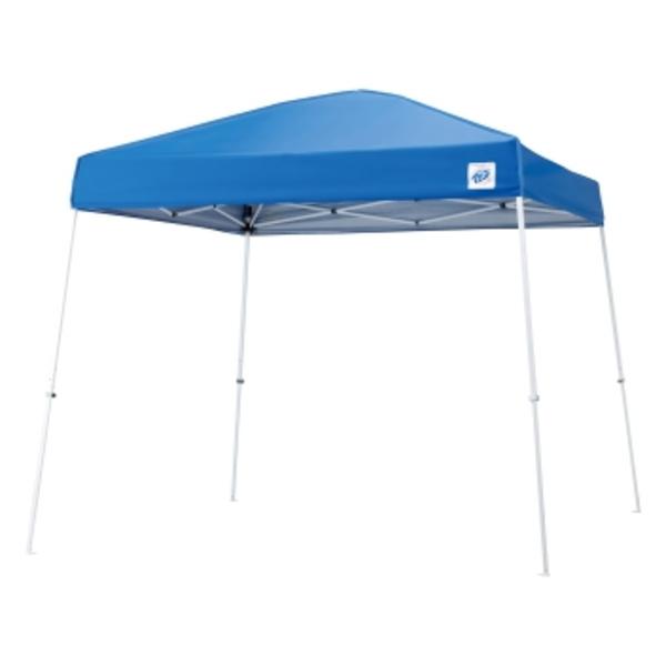 テラモト イージーアップ・テント DMJ35-18 ビスタ MZ-597-135-3 3.5m×3.5m ブルー