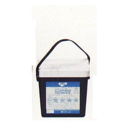 アルカリ樹脂系エマルジョン形接着剤 東リ エコAR600 ビニル床シート用接着剤 1缶 9kg 18%OFF 時間指定不可 中