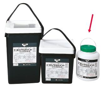 東リ エコロイヤルセメント 小 4kg×4缶入 1ケース