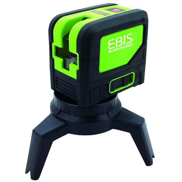広島 EBIS 下げ振りレーザー 162-98