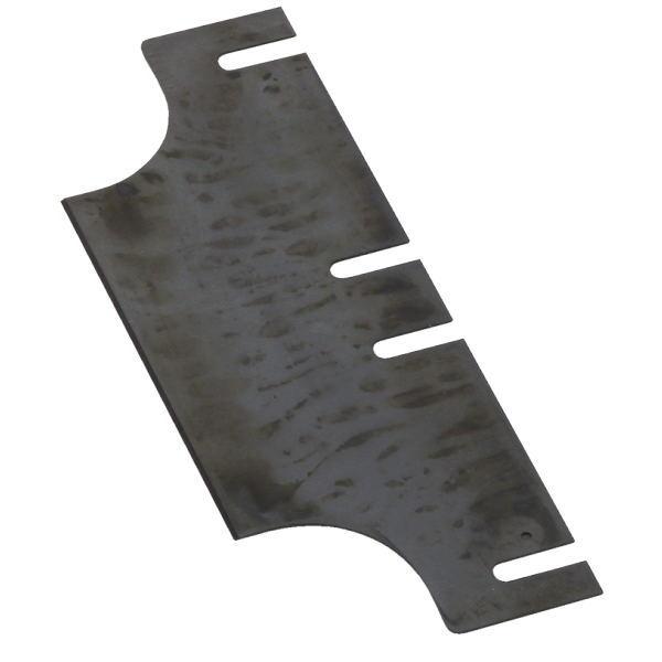 極東産機 ハードペッカー 専用替刃/タイル刃210mm 刃幅210mm 21-6783