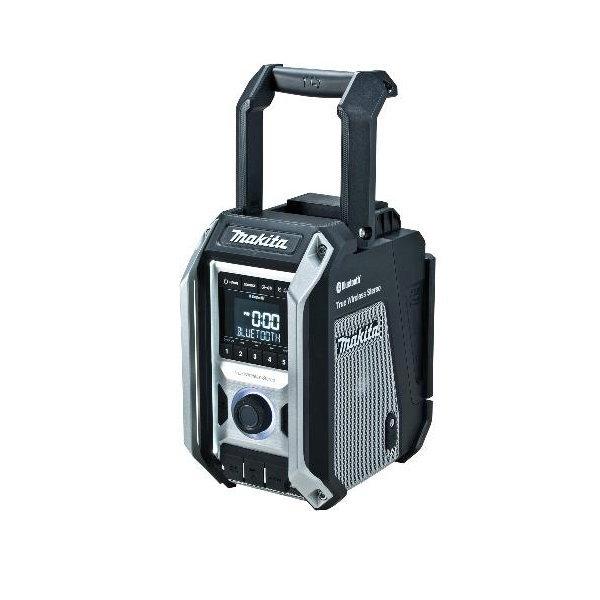 マキタ 充電式ラジオ MR113 黒 54-1098