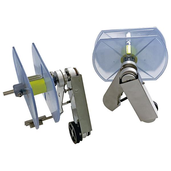 極東産機 切屑巻取器 左右セット 99-4029