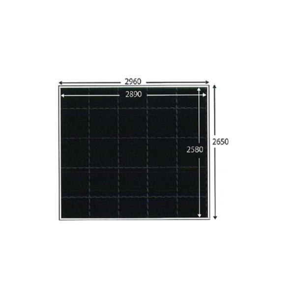 ジムボードユニット ワイドタイプ W2960×L2650×H70mm TJM0063 【送料別途お見積り】