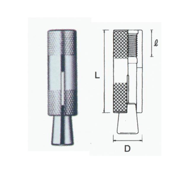 サンコーテクノ ステンレス グリップアンカー SGA-8M 100本