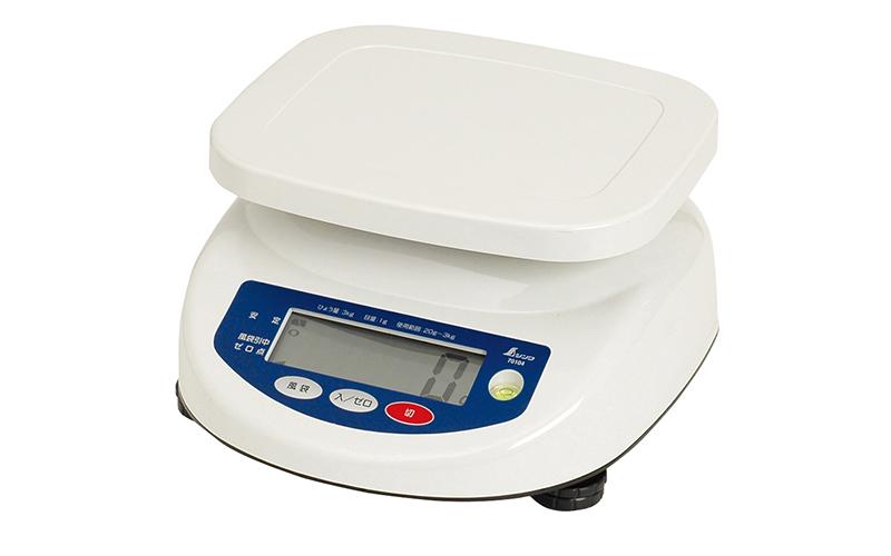 シンワ デジタル上皿はかり 3 取引証明以外用 70104