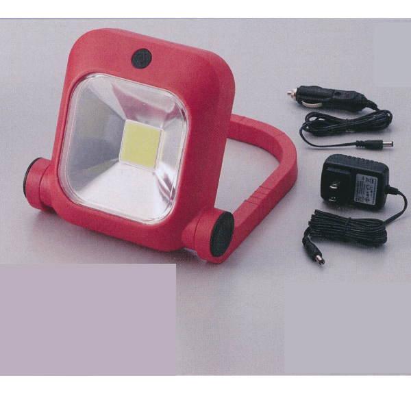充電式・防雨タイプスーパー輝度 作業灯 ミラクルFLスーパー 700 325-593