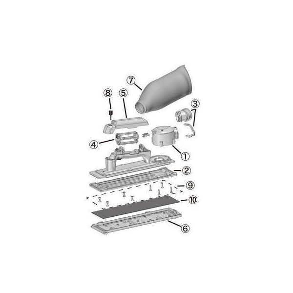激安超特価 部品交換が簡単 即日出荷 ヤヨイ化学 楽雷用別販部品 黒色 吐出口ユニット 334-113