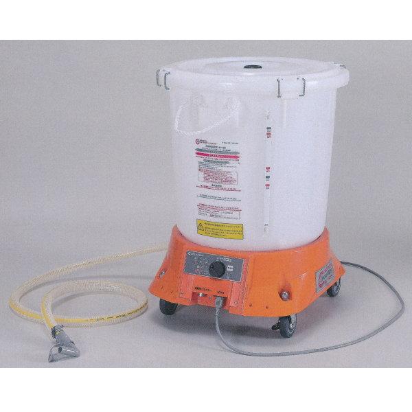 ヤヨイ化学 糊自動撹拌機 リニアミキサー ライトオレンジ 407-200