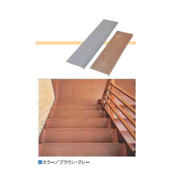 ゼオン化成 ゼオン消音マット EW ステップ用 1.150×273mm 4mm厚 10枚 代引き不可