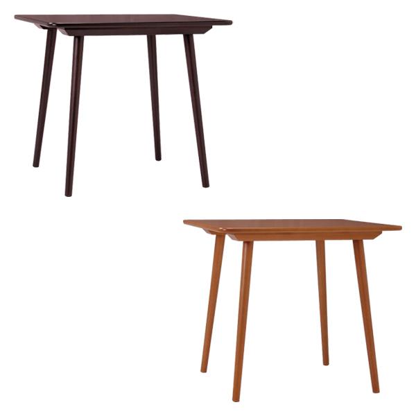 TON チェコ家具 TON(トン) テーブル BCZ-8046-B ダークブラウン BCZ-8046-N ナチュラル 送料無料