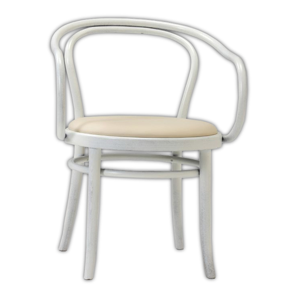 TON チェコ家具 TON(トン) チェア BCZ-8053-W ホワイト 送料無料