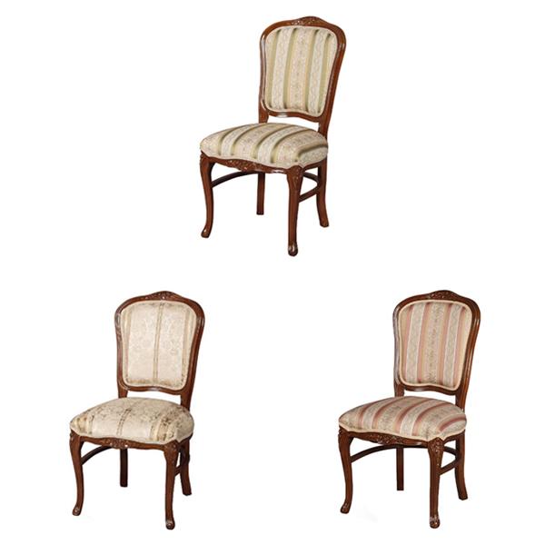 クラシック家具 ヨーロピアン家具 Fiore(フィオーレ) チェア SAC-1175-B1 SAC-1175-B4 SAC-1175-B5 送料無料