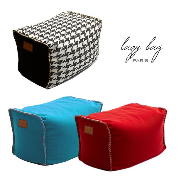 【スーパーセール 9/4 20:00~9/11 1:59】 ファブリックスツール Lazy Bag Paris(レイジーバッグパリス) lazy bag 296-BB