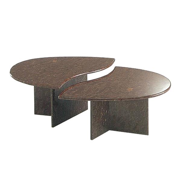 大理石テーブル イタリア製 LU07 FE フォッシレ エトルースコ