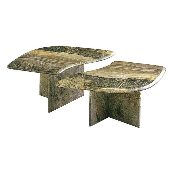 【スーパーセール 9/4 20:00~9/11 1:59】 大理石テーブル イタリア製 NA 45 T トラバーチン