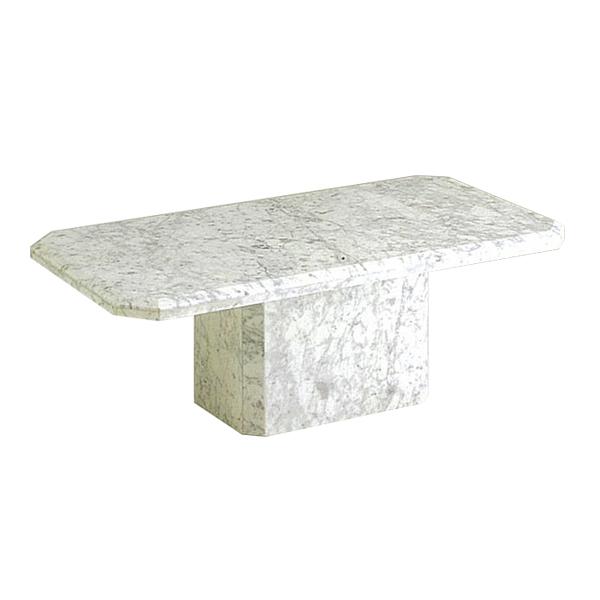 【スーパーセール 6/4 20:00~6/11 1:59】 大理石テーブル イタリア製 NR1260 BC ビアンコ カラーラ