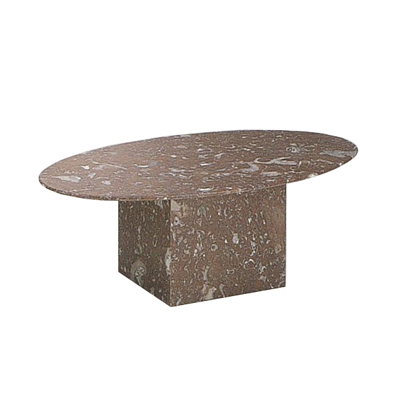 【スーパーセール 6/4 20:00~6/11 1:59】 大理石テーブル イタリア製 RR26RS ロッソ スパーニャ