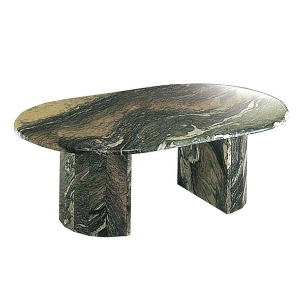 【スーパーセール 9/4 20:00~9/11 1:59】 大理石テーブル イタリア製 RR46 RL ロッソ ルアーナ