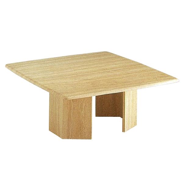 【スーパーセール 9/4 20:00~9/11 1:59】 大理石テーブル イタリア製 SR02T トラバーチン