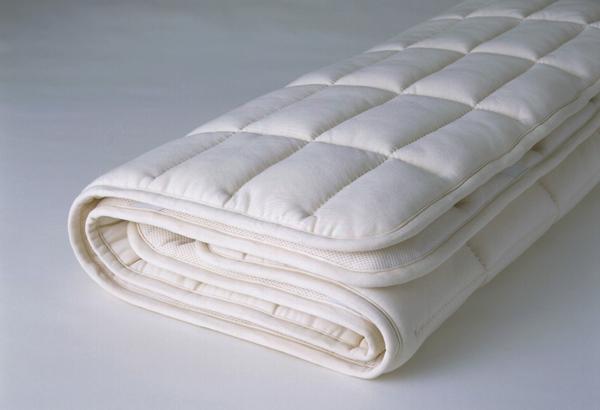 【お買いものマラソン 4/9 20:00~4/16 1:59】 日本ベッド 寝装品 BED PAD ウールパッド 50779 WH 価格は応相談 whlny