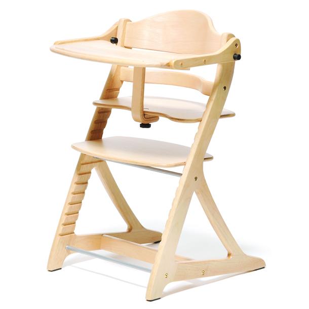 【お買いものマラソン 4/9 20:00~4/16 1:59】 大和屋 yamatoya ベビーチェア すくすくチェアプラス テーブル&ガード付 全6色 ロングセラー商品 安全 大人 子供 椅子 いす 木製 送料無料 贈答用 包装 のし対応可