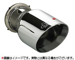 デビル テールパイプ マフラーカッター MONZA 180 Φ90mm 全長 160mm