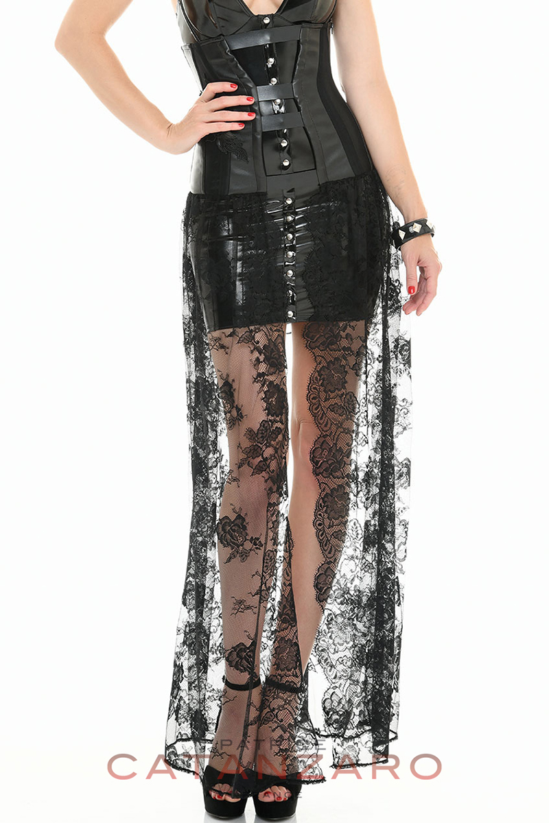 JOEY コルセット【トーム15】 フランスのフェティッシュ系ファッション「パトリス・カタンザロ」