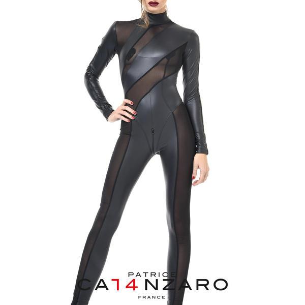 ZIA キャットスーツ 【トーム14.2】 フランスのフェティッシュ系ファッション「パトリス・カタンザロ」