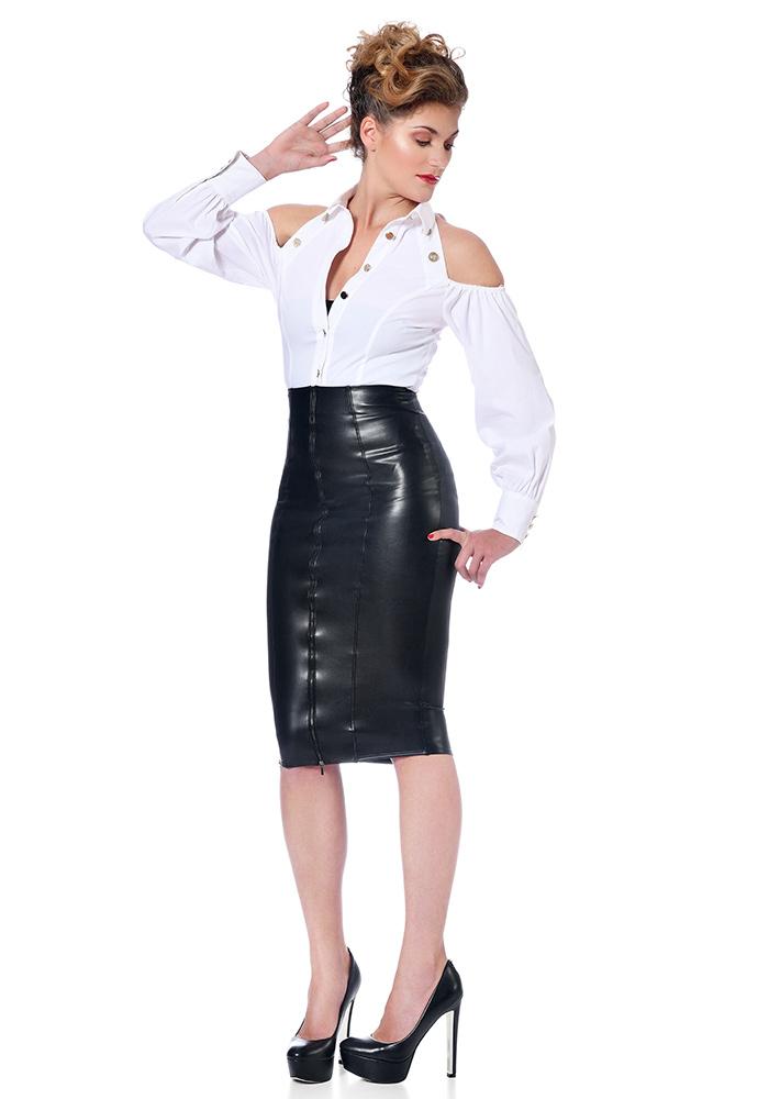 ORNELLA 【トーム16】 フランスのフェティッシュ系ファッション「パトリス・カタンザロ」