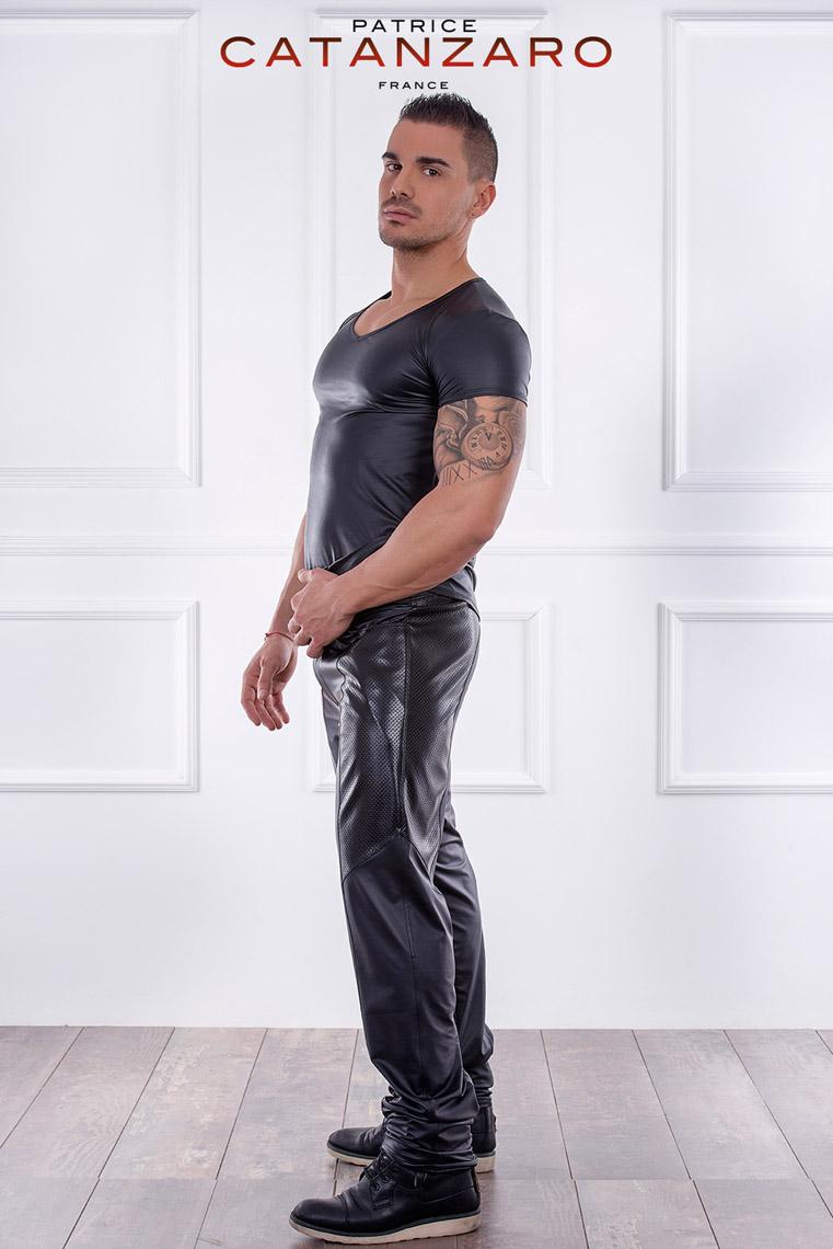 LINO ズボン 【メンズ3】 フランスのフェティッシュ系ファッション「パトリス・カタンザロ」