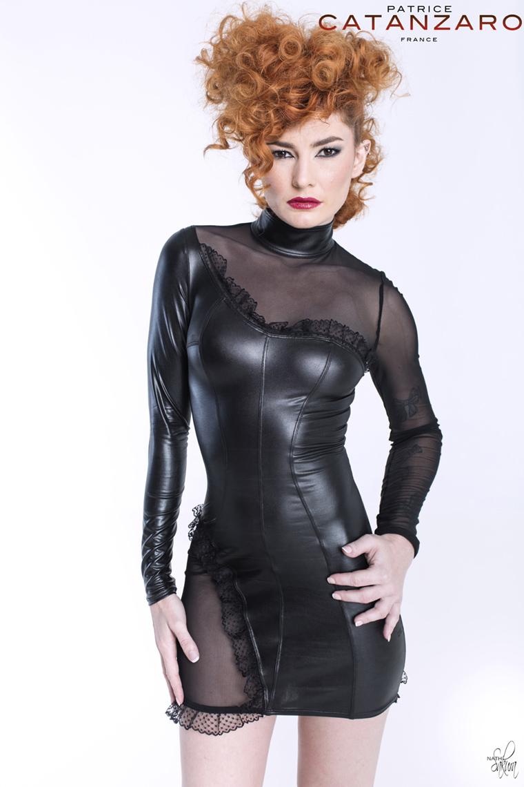 LEAMY ドレス 【TOME12.2】 フランスのフェティッシュ系ファッション「パトリス・カタンザロ」