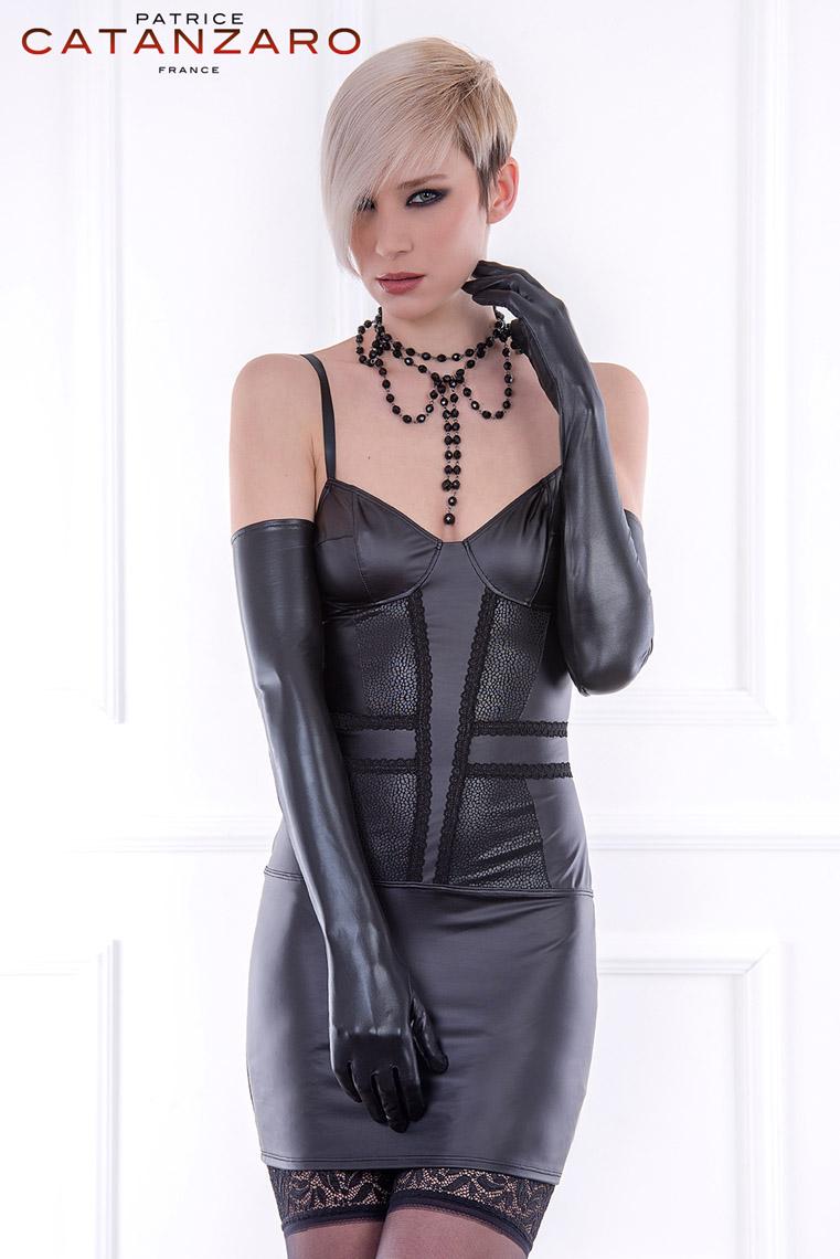 SHERBROOKE ドレス 【トーム13】 フランスのフェティッシュ系ファッション「パトリス・カタンザロ」