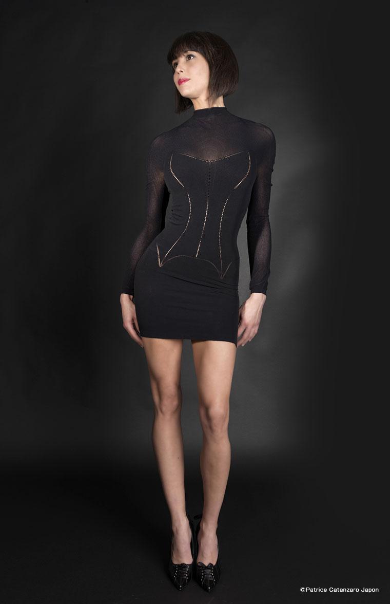 【楽天市場】palace ドレス 【vegas】 フランスのフェティッシュ系ファッション「パトリス・カタンザロ