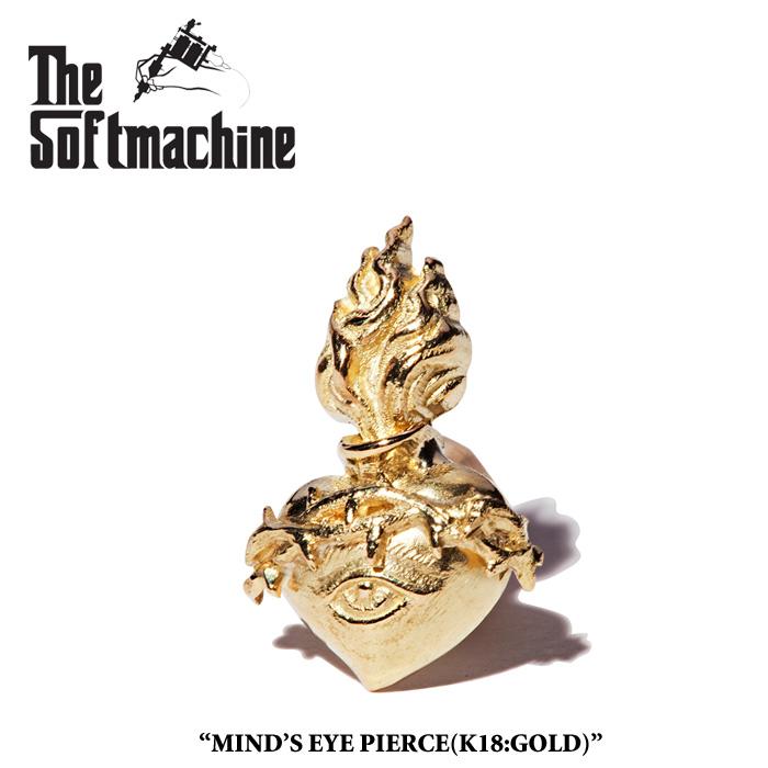SOFTMACHINE(ソフトマシーン)MIND'S EYE PIERCE(PIERCE)【2019SPRING&SUMMER 先行予約】【送料無料】【SOFTMACHINE(ソフトマシーン) ピアス】