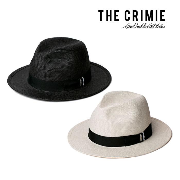 CRIMIE クライミー crimie 正規取扱店 通販 SALE30%OFF 贈り物 PANAMA HAT DANIEL セール ハット C1H1-C1G3-HT01 返品 2020 新作 送料無料 交換不可