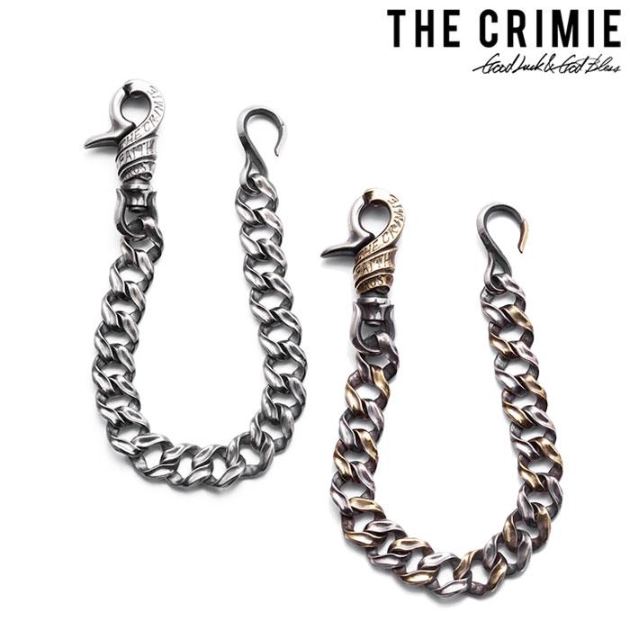 CRIMIE(クライミー)MIGHTY SHORT WALLET CHAIN【2018 SUMMER先行予約】【送料無料】【キャンセル不可】【CRIMIEウォレットチェーン】【C1H3-CXAG-MW02】