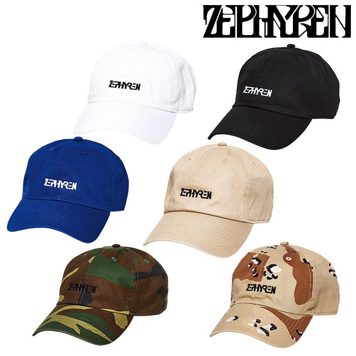 ZEPHYREN(ゼファレン)LO CAP -PROVE-【2020 SPRING&SUMMER先行予約】【キャンセル不可】【Z19PS51】【キャップ】